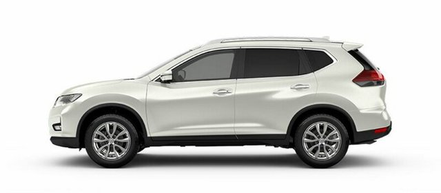 New Nissan X-Trail T32 Series II ST-L X-tronic 2WD, 2018 Nissan X-Trail T32 Series II ST-L X-tronic 2WD Ivory Pearl 7 Speed Constant Variable Wagon