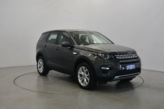2016 Land Rover Discovery Sport L550 16.5MY Td4 HSE Grey 9 Speed Sports Automatic Wagon