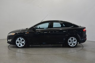 2010 Ford Mondeo MB Titanium Black 6 Speed Sports Automatic Hatchback