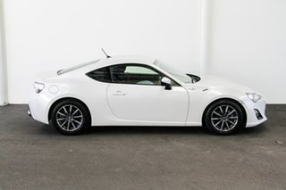 2013 Toyota 86 ZN6 GT Satin White Pearl 6 Speed Sports Automatic Coupe