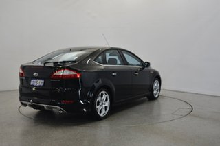2010 Ford Mondeo MB Titanium Black 6 Speed Sports Automatic Hatchback.