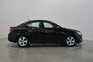 2011 Holden Cruze JH Series II MY11 SRi-V Black 6 Speed Sports Automatic Sedan