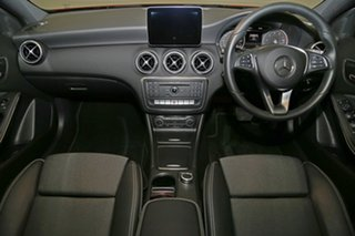 2017 Mercedes-Benz A180 W176 808MY D-CT Red 7 Speed Sports Automatic Dual Clutch Hatchback