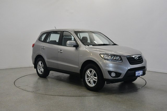 Used Hyundai Santa Fe CM MY10 SLX, 2010 Hyundai Santa Fe CM MY10 SLX Hyper 6 Speed Manual Wagon