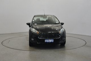 2014 Ford Fiesta WZ Trend Black Mica 5 Speed Manual Hatchback