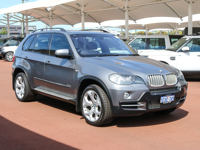 Used BMW X5 E70 3.0SD, 2008 BMW X5 E70 3.0SD Grey 6 Speed Auto Steptronic Wagon
