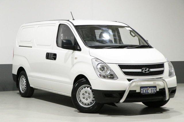 Used Hyundai iLOAD TQ Series II (TQ3) , 2015 Hyundai iLOAD TQ Series II (TQ3) White 5 Speed Automatic Van
