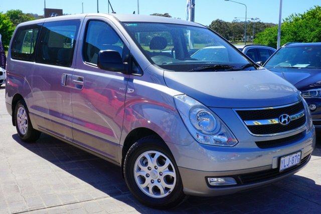 Used Hyundai iMAX TQ-W MY13 , 2014 Hyundai iMAX TQ-W MY13 Silver 4 Speed Automatic Wagon