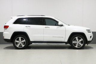 2013 Jeep Grand Cherokee WK MY14 Limited (4x4) White 8 Speed Automatic Wagon