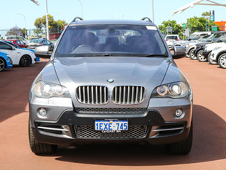 2008 BMW X5 E70 3.0SD Grey 6 Speed Auto Steptronic Wagon
