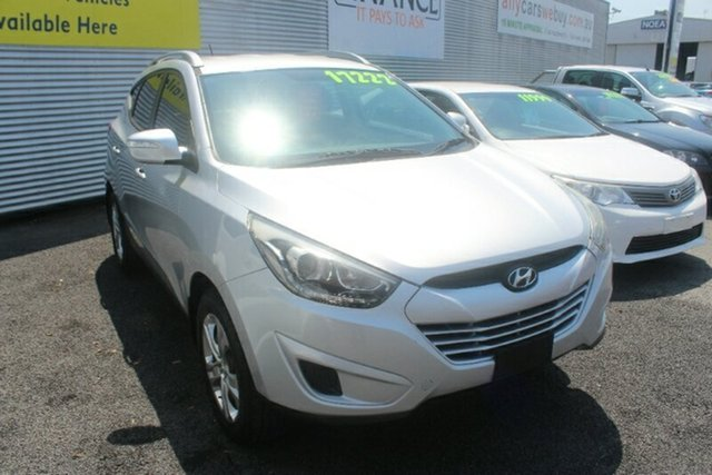Used Hyundai ix35 LM2 Active, 2013 Hyundai ix35 LM2 Active Silver 6 Speed Sports Automatic Wagon