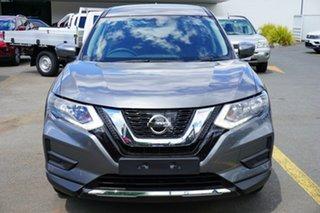 2018 Nissan X-Trail T32 Series II TS X-tronic 4WD Gun Metallic 7 Speed Constant Variable Wagon.