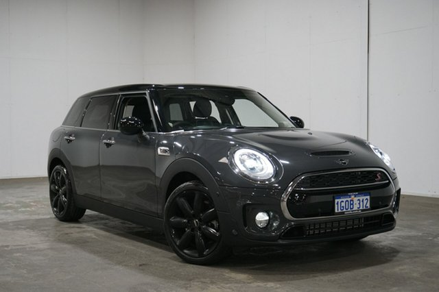 Used Mini Clubman F54 Cooper S Steptronic, 2018 Mini Clubman F54 Cooper S Steptronic 8 Speed Sports Automatic Wagon