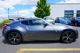 2018 Nissan 370Z Z34 MY18 Gun Metallic 7 Speed Sports Automatic Coupe