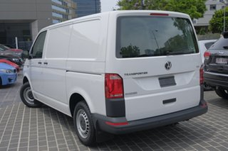 2018 Volkswagen Transporter T6 MY18 TDI250 SWB Runner Candy White 5 Speed Manual Van.
