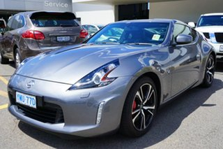 2018 Nissan 370Z Z34 MY18 Gun Metallic 7 Speed Sports Automatic Coupe.