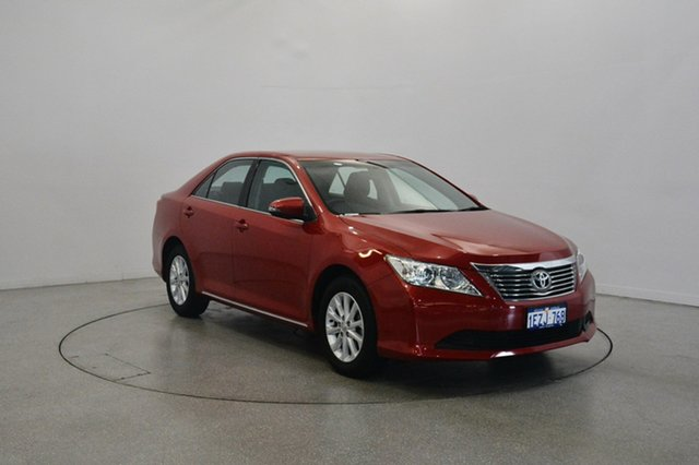Used Toyota Aurion GSV50R AT-X, 2014 Toyota Aurion GSV50R AT-X Red 6 Speed Sports Automatic Sedan
