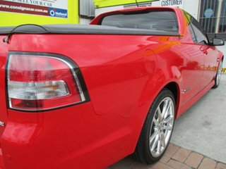 2012 Holden Ute VE II MY12 SS V Redline Red 6 Speed Sports Automatic Utility