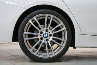 2013 BMW 320d F30 White Sports Automatic Sedan.