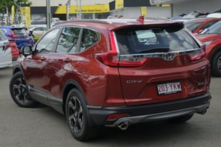 2018 Honda CR-V RW MY18 VTi-L FWD Passion Red 1 Speed Constant Variable Wagon.
