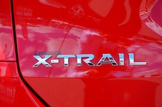 2015 Nissan X-Trail T32 ST 2WD Burning Red 6 Speed Manual Wagon
