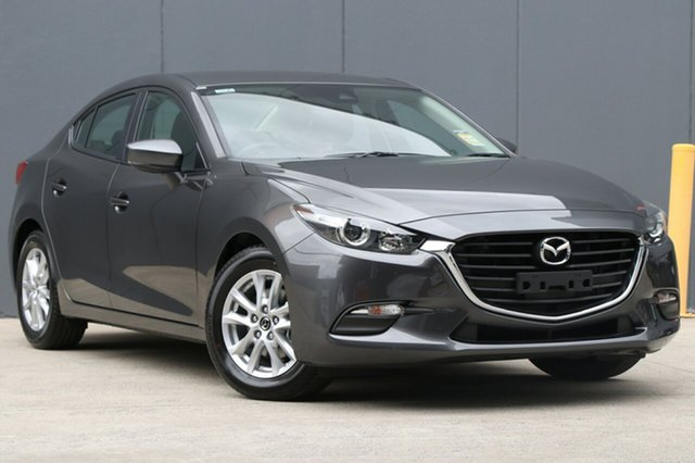 New Mazda 3 BN5278 Neo SKYACTIV-Drive Sport, 2019 Mazda 3 BN5278 Neo SKYACTIV-Drive Sport Machine Grey 6 Speed Sports Automatic Sedan