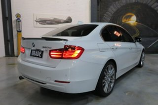 2013 BMW 320d F30 White Sports Automatic Sedan