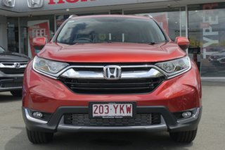 2018 Honda CR-V RW MY18 VTi-L FWD Passion Red 1 Speed Constant Variable Wagon