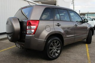 2014 Suzuki Grand Vitara JB Sport Silver 5 Speed Manual Wagon.