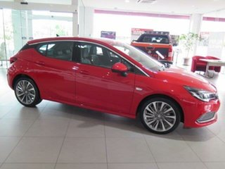 2018 Holden Astra BK MY18.5 RS-V Absolute Red 6 Speed Sports Automatic Hatchback