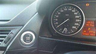 2010 BMW X1 E84 xDrive20d Silver Sports Automatic Wagon