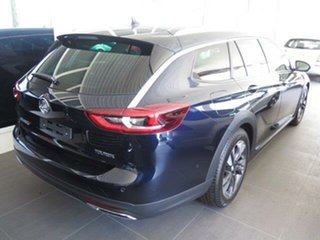 2018 Holden Calais ZB MY18 V Tourer AWD Darkmoon Blue 9 Speed Sports Automatic Wagon