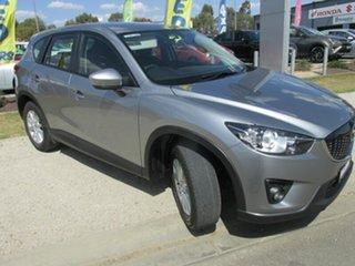 2012 Mazda CX-5 KE1071 Maxx SKYACTIV-Drive Sport Aluminium 6 Speed Sports Automatic Wagon.