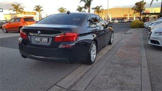 2011 BMW 520d F10 Carbon Black Sports Automatic Sedan