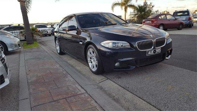 Used BMW 520d F10 , 2011 BMW 520d F10 Carbon Black Sports Automatic Sedan