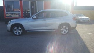 2010 BMW X1 E84 xDrive20d Silver Sports Automatic Wagon