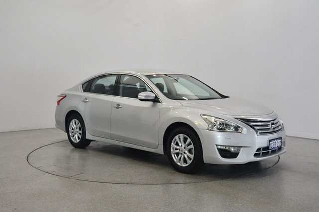 Used Nissan Altima L33 ST X-tronic, 2016 Nissan Altima L33 ST X-tronic White 1 Speed Constant Variable Sedan