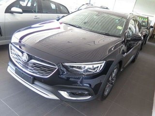 2018 Holden Calais ZB MY18 V Tourer AWD Darkmoon Blue 9 Speed Sports Automatic Wagon.
