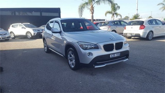 Used BMW X1 E84 xDrive20d, 2010 BMW X1 E84 xDrive20d Silver Sports Automatic Wagon