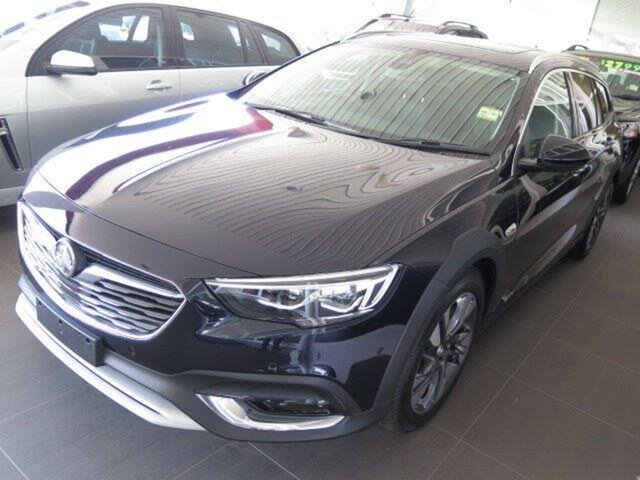 New Holden Calais ZB MY18 V Tourer AWD, 2018 Holden Calais ZB MY18 V Tourer AWD Darkmoon Blue 9 Speed Sports Automatic Wagon