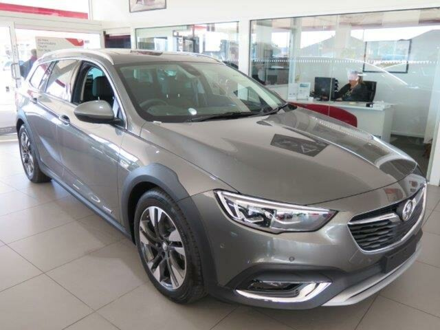 New Holden Calais ZB MY18 V Tourer AWD, 2018 Holden Calais ZB MY18 V Tourer AWD Cosmic Grey 9 Speed Sports Automatic Wagon