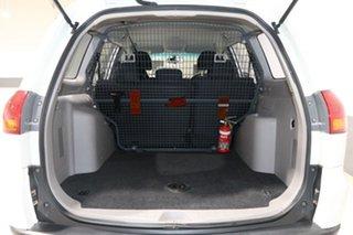 2012 Mitsubishi Challenger PB MY12 LS (5 Seat) (4x4) White 5 Speed Automatic Wagon