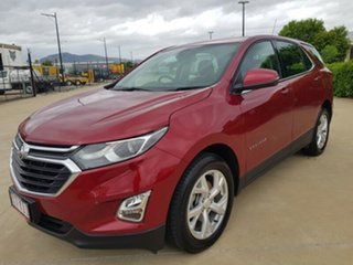 2017 Holden Equinox EQ MY18 LT FWD Glory Red 9 Speed Sports Automatic Wagon