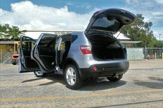 2013 Nissan Dualis J10W Series 4 MY13 TS Hatch 2WD Grey 6 Speed Manual Hatchback.