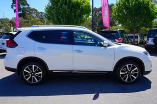 2018 Nissan X-Trail T32 Series II TL X-tronic 4WD White 7 Speed Constant Variable Wagon