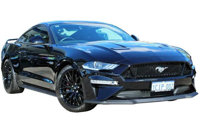 Demo Ford Mustang FN 2018MY GT Fastback, 2018 Ford Mustang FN 2018MY GT Fastback Shadow Black 6 Speed Manual Fastback