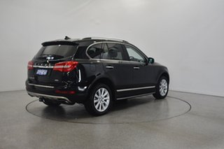 2016 Haval H8 LUX AWD Black 6 Speed Sports Automatic Wagon.