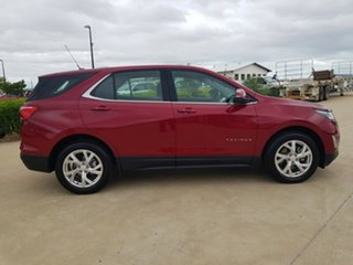 2017 Holden Equinox EQ MY18 LT FWD Glory Red 9 Speed Sports Automatic Wagon.
