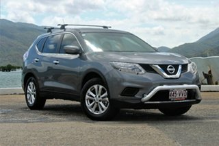 2015 Nissan X-Trail T32 ST 2WD Grey 6 Speed Manual Wagon