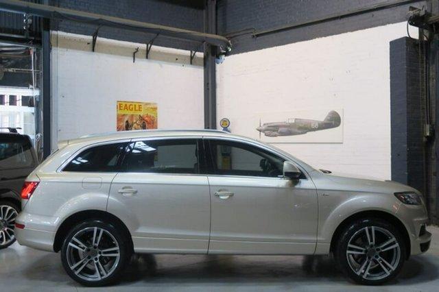 Used Audi Q7  TDI, 2012 Audi Q7 (No Series) TDI Beige Sports Automatic Wagon